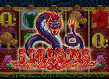 5 Dragons Slot Review: Symbols, Bonuses, and Advice to Win